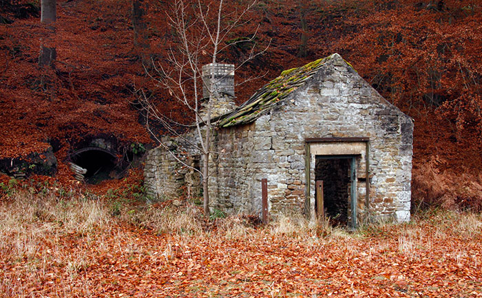 Tony Jolly Images Abandoned North Pennine Buildings