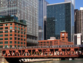 CHICAGO ARCHITECTURE & THE ELEVATED RAILWAY