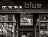 EDINBURGH BOOKSHOPS AND BARBERS
